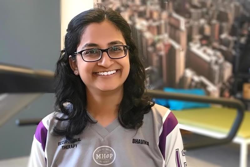 Bhavika Jairam - Occupational Therapist